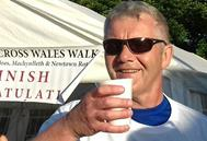 Richard Lloyd Rotary Across Wales Walk